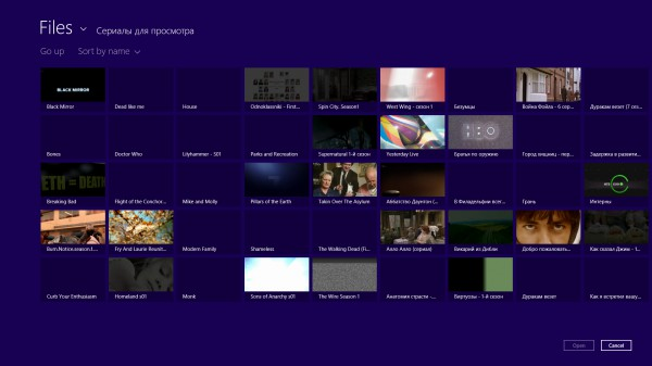 Поставил Windows 8